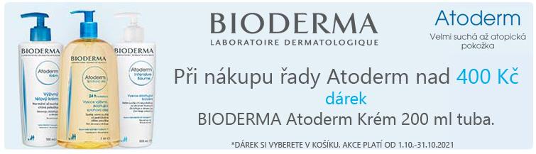 GigaLékárna.cz - Bioderma nad 400 Kč dárek