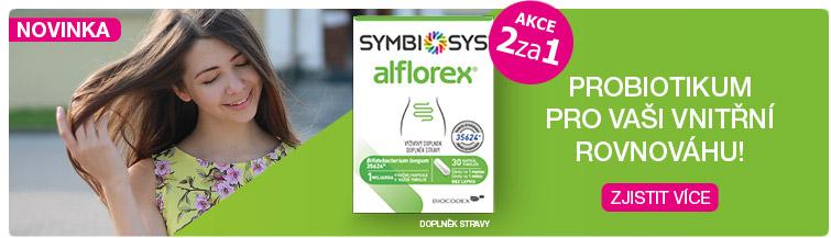 GigaLékárna.cz - Symbiosys Alflorex v akci 2za1