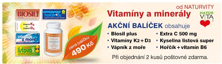 GigaLékárna.cz - Podzimní balíček pro zdraví a krásu