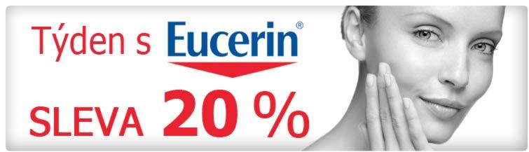 GigaLékárna.cz - Týden s Eucerinem 20 %