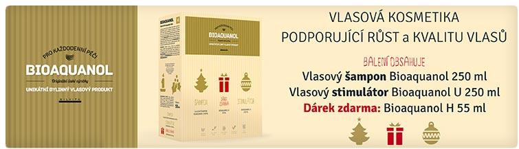GigaLékárna.cz - Vánoční balení Bioaquanol