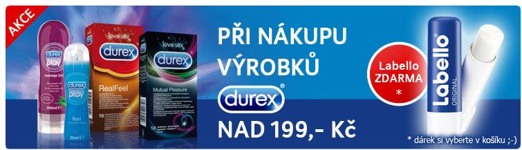 GigaLékárna.cz - Durex s dárkem