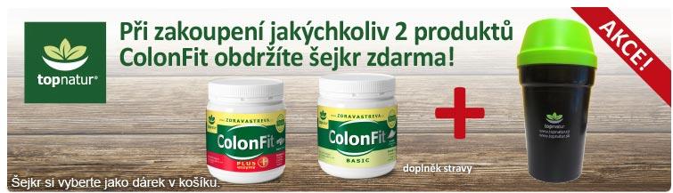 GigaLékárna.cz - Colonfit + šejkr zdarma