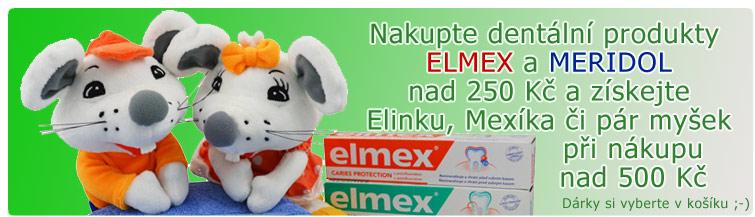 GigaLékárna.cz - Elmex myšky jako dárek
