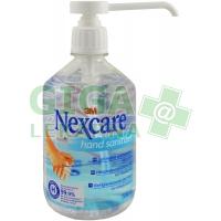 3M Nexcare Dezinfekční gel na ruce 500ml