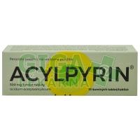Acylpyrin 500mg 15 šumivých tablet