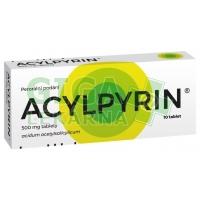 Acylpyrin 500mg 10 tablet