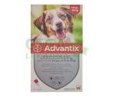 ADVANTIX pro psy spot.on.od 10-25kg a.u.v.4x2.5ml