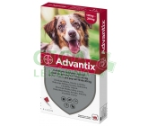ADVANTIX pro psy spot.on.od 10-25kg a.u.v.4x2.5ml