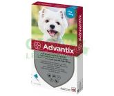 Obrázek Advantix pro psy spot on dog od 4-10kg 1x1ml