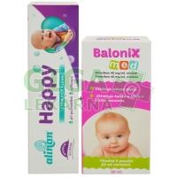 Akční set: Balonix med 50ml + Alinan Happy krém pod plenku 35g
