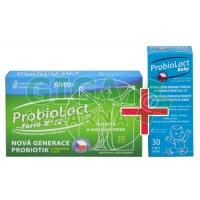 AKČNÍ SET: ProbioLact Forte 30 tobolek + Baby 30 tablet
