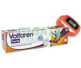 AKČNÍ SET: Voltaren Forte 2.32% gel 150g + krokoměr