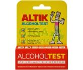 Alkoholtest ALTIK závěs 1ks
