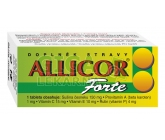 Allicor Forte česnek tbl.60+C+E+P+BETA