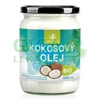Allnature Kokosový olej panenský BIO 500ml