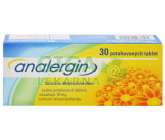 Analergin por.tbl.flm.30x10mg