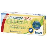 Analergin Neo 10 tablet
