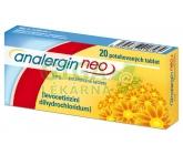 Obrázek Analergin Neo 20 tablet