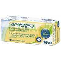 Analergin 10 tablet