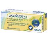 Obrázek Analergin 50 tablet
