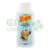 REX Antiparazit.šampon s heřmánkem pro psy 250ml