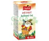 Obrázek Apotheke Dětský čaj BIO bylinný-běžné pití 20x1.5g