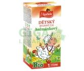 Apotheke Dětský čaj BIO heřmánkový 20x1g