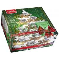 Apotheke kolekce prémiov.čajů vánoční+herbář 90x2g