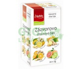 Apotheke Zázvorovo citrusové čaje 4v1 20x2g n.s.