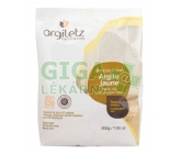 Argiletz Jíl žlutý ultra ventilovaný maska & koupel 200g