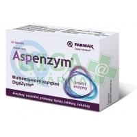 Aspenzym 20 tobolek Farmax