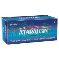 Ataralgin 50 tablet