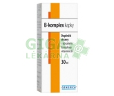 B-komplex kapky Generica 30ml
