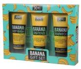 Banana Gift Set- 100ml Shampoo,Conditioner & Body Wash