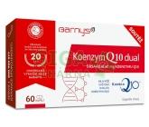Obrázek Barnys Koenzym Q10 Dual 60mg cps.30+30 ZDARMA