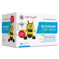 Barnys Kolostrum s beta-glukany 30 kapslí
