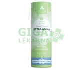 BEN & ANNA Tuhý deodorant Sensitive 60g citrón a limetka