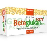 Betaglukan Forte 250mg 30 tobolek