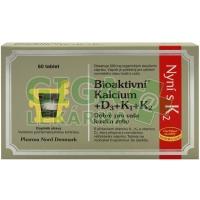 Bioaktivní Kalcium+D3+K1+K2 60 tablet