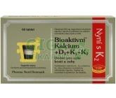 Bioaktivní Kalcium+D3+K1+K2 tbl.60