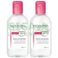 BIODERMA Sensibio H2O AR 250ml+250ml Výhodná cena