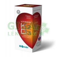 Biomin Vitamin K2+ D3 1000 I.U. 60 tob.