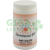 Biomineral D6 Nat sulph
