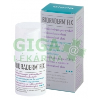 BIORADERM FIX lokální pleťové sérum 15ml s 2HYAL