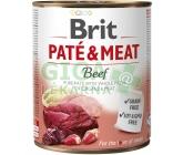 Brit Dog konz Paté & Meat Beef 800g