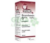 Obrázek Bromhexin 8 KM kapky 100ml