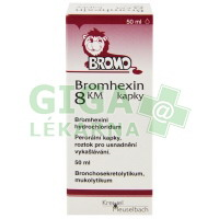 Bromhexin 8KM 50ml