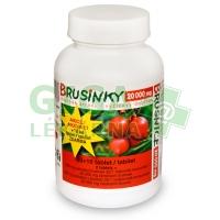 Brusinky 60+10 tablet Naturvita
