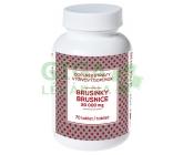 Obrázek Brusinky 60+10 tablet Naturvita